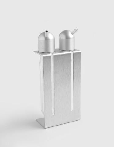Aceitero vinagrero - aluminio anodizado y PET
