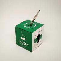 Matte, packaging