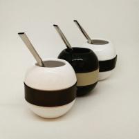 Matte, ceramica y cuero (variedad de colores)