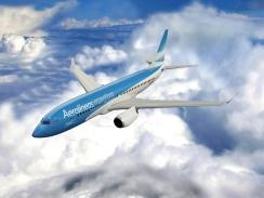 Renders y animacion para relanzamientod e imagen de compañia aerea