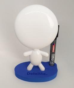 Titto - Deloitte (Azul)