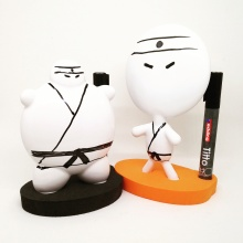 Titto y Betto, karate