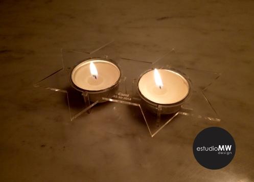 Souvenir velas - Bat Cami 003