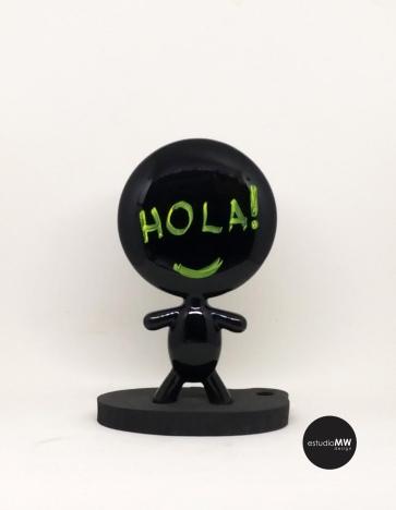Titto BLACK - Marcador Amarillo